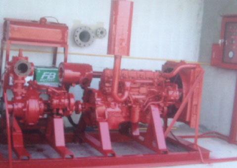 Fire Pump Product